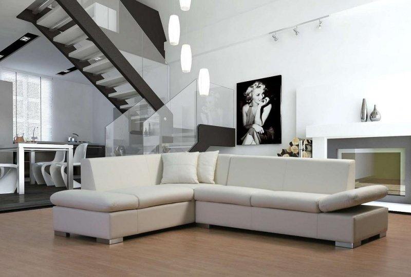 ledersofa dx2020 chf. Black Bedroom Furniture Sets. Home Design Ideas
