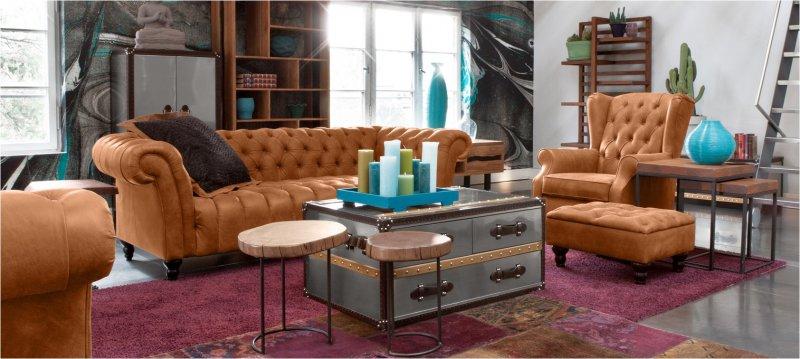 ledersofa gm84833 chf. Black Bedroom Furniture Sets. Home Design Ideas