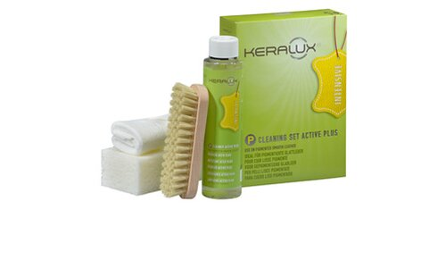 KERALUX® Reinigungs-Set Aktiv Plus